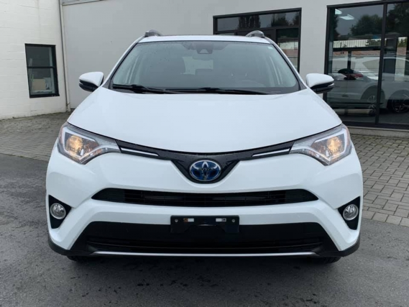 Toyota RAV4 Hybrid 2017 price $27,869