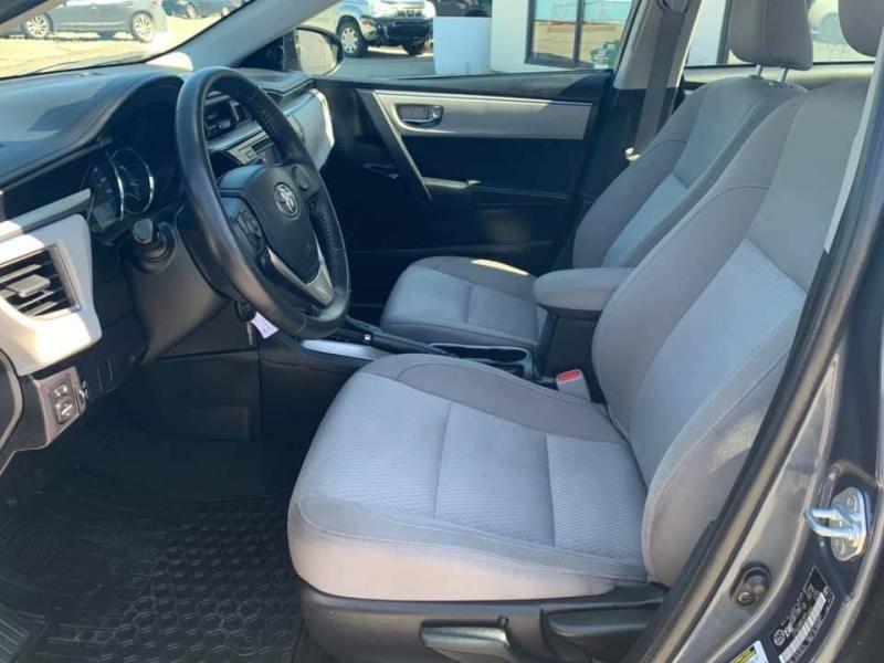 Toyota Corolla 2016 price $15,888