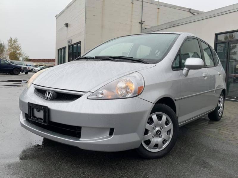 Honda Fit 2007 price $5,888