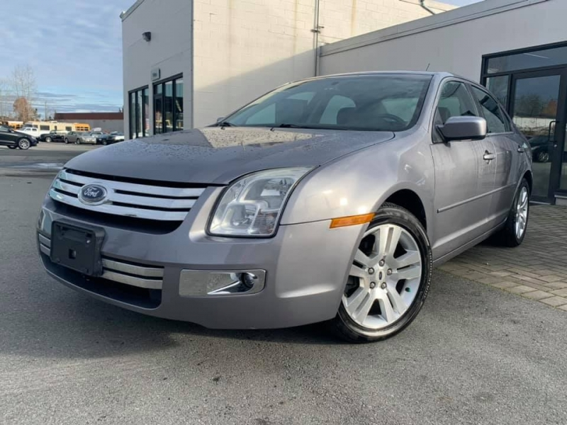Ford Fusion 2007 price $6,888