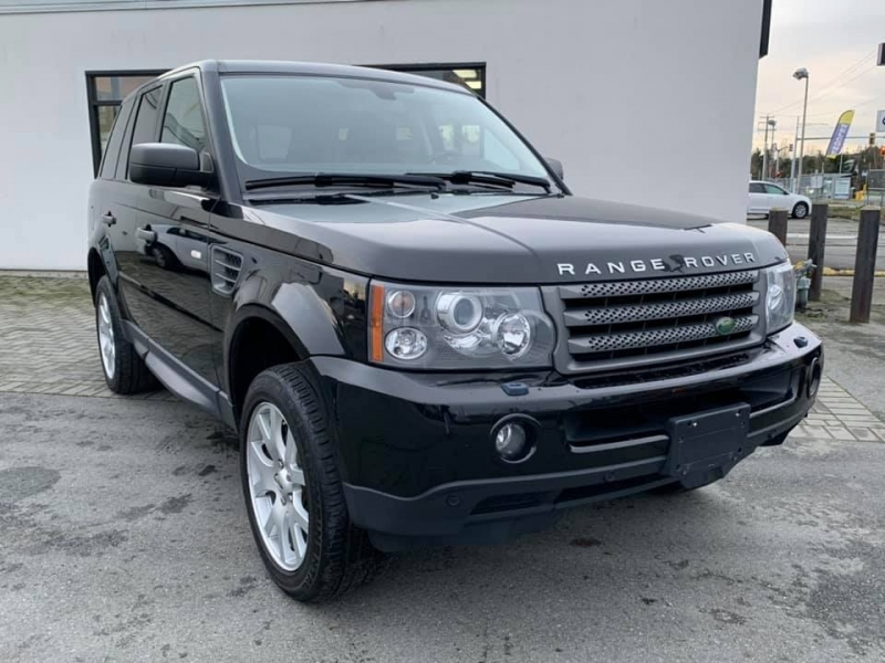 Land Rover Range Rover Sport 2009 price $14,869
