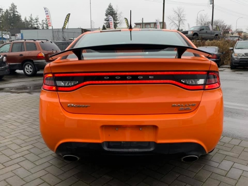 Dodge Dart 2014 price $9,888