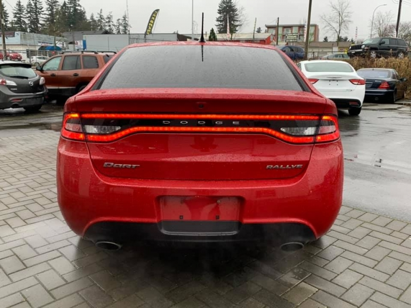 Dodge Dart 2013 price $6,869
