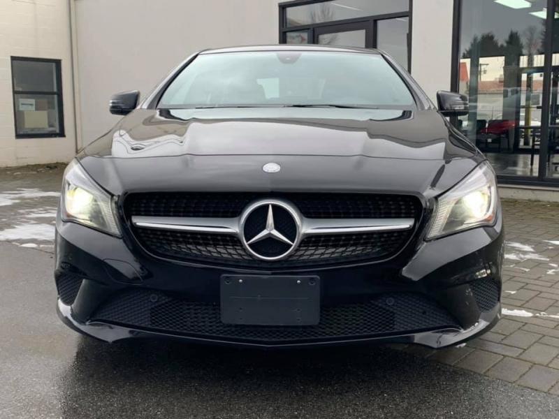 Mercedes-Benz CLA 2016 price $20,869