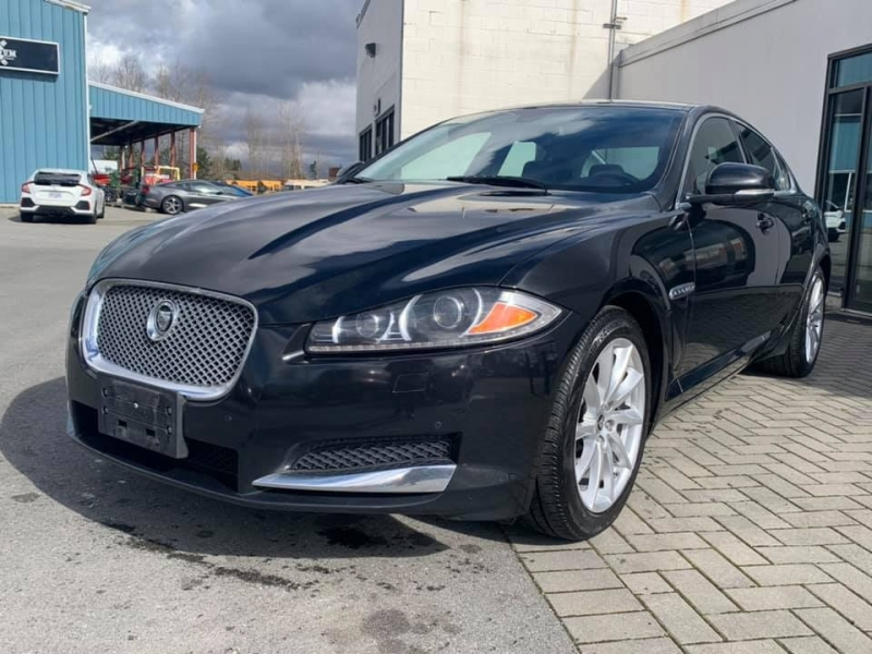 Jaguar XF 2012 price $15,869