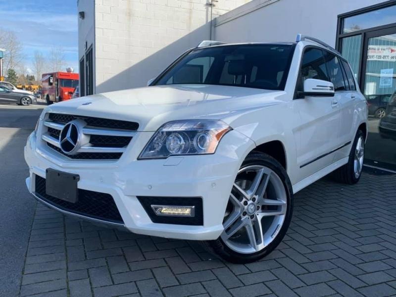 Mercedes-Benz GLK-Class 2011 price $13,869