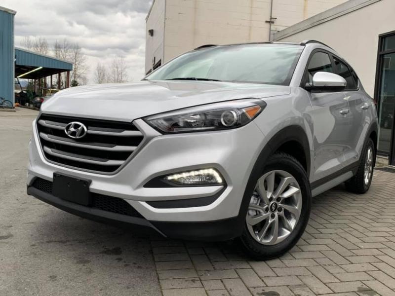 Hyundai Tucson 2018 price $21,869