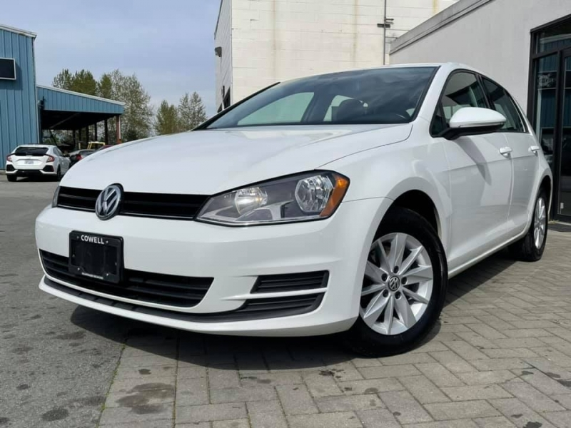 Volkswagen Golf 2017 price $15,869