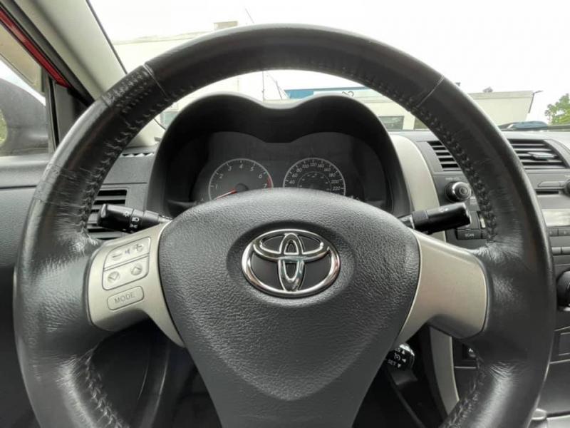 Toyota Corolla 2010 price $8,869
