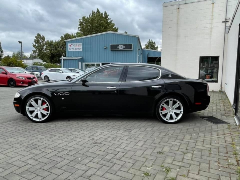Maserati Quattroporte 2007 price $0