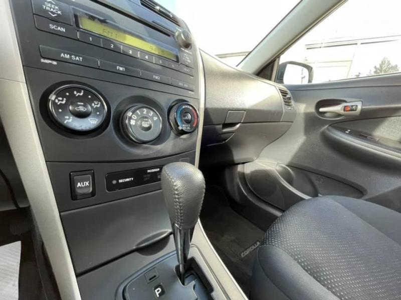 Toyota Corolla 2009 price $8,869