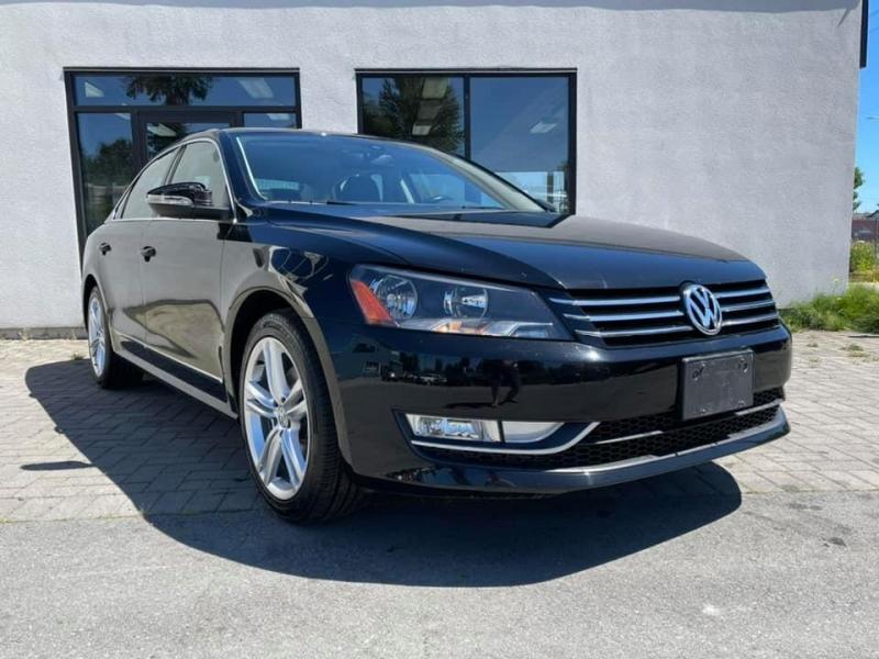Volkswagen Passat 2012 price $10,869