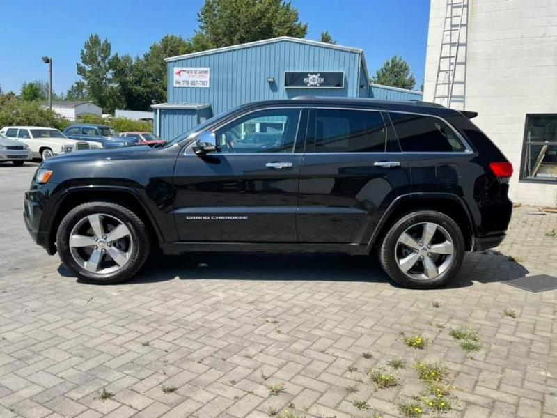 Jeep Grand Cherokee 2015 price $31,869