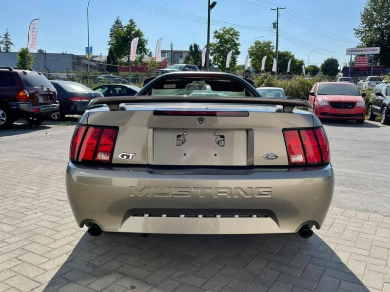 Ford Mustang 2002 price $14,869