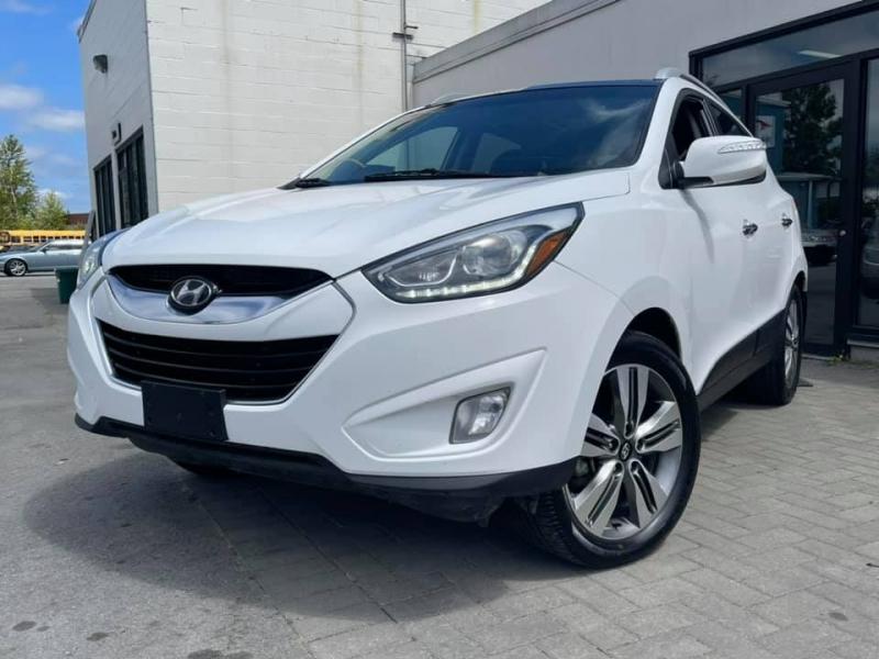 Hyundai Tucson 2014 price $13,869
