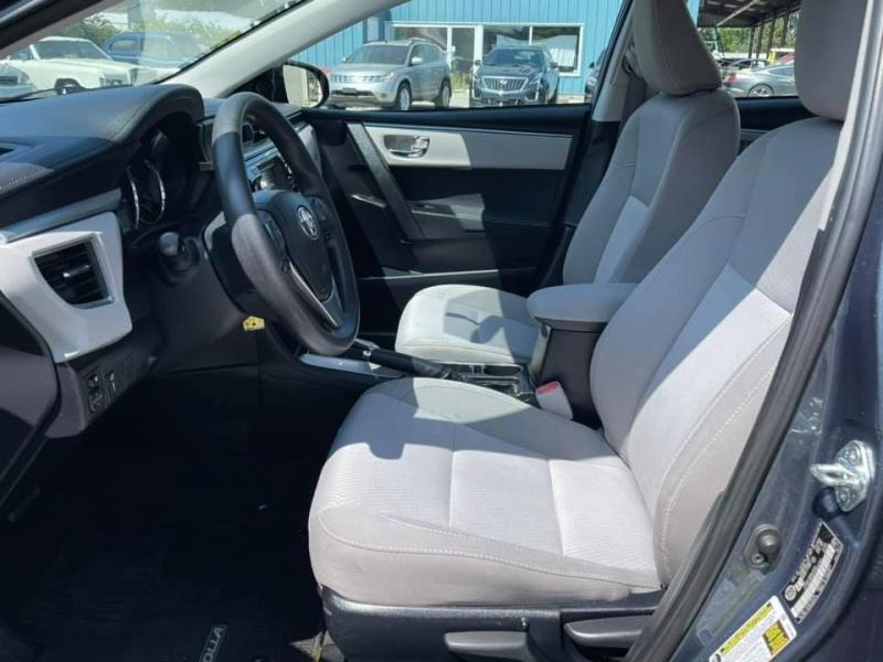 Toyota Corolla 2015 price $14,869