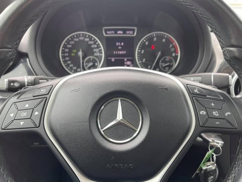 Mercedes-Benz B-Class 2013 price $12,869