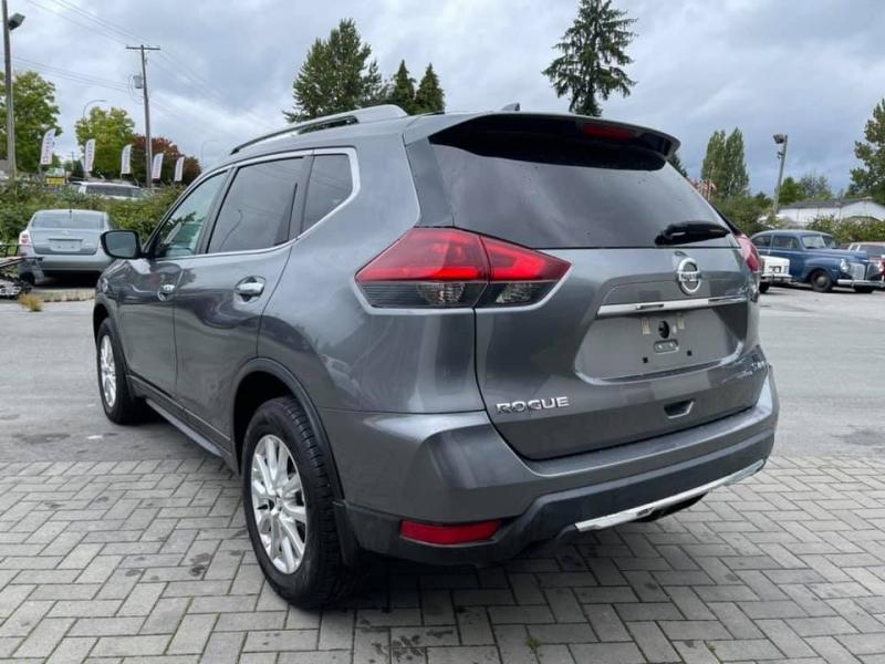 Nissan Rogue 2018 price $21,869