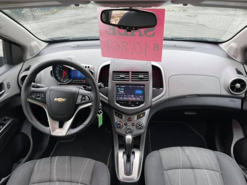 Chevrolet Sonic 2016 price $10,869