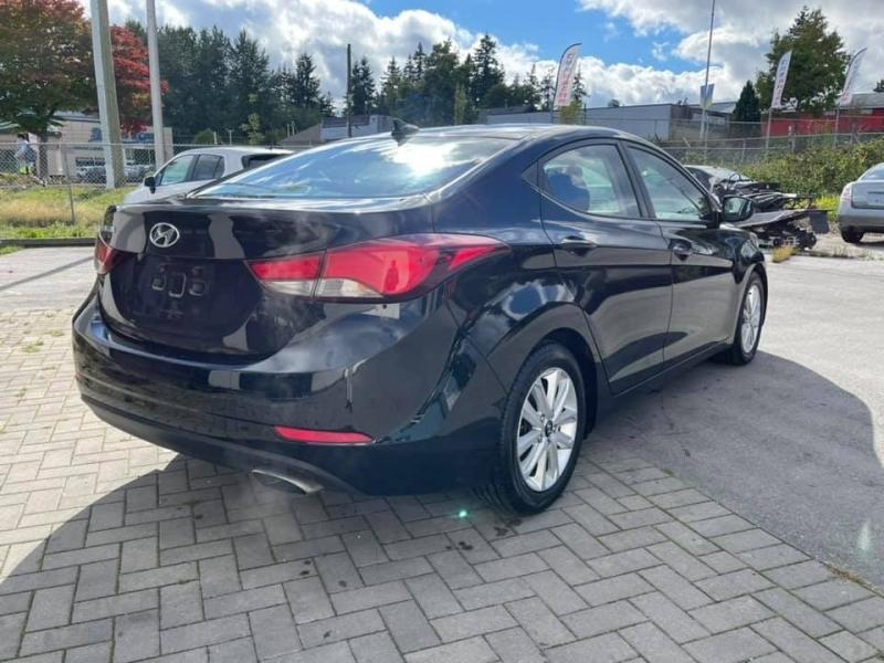 Hyundai Elantra 2016 price $11,869