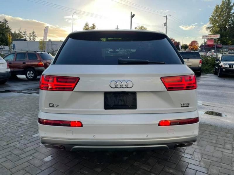 Audi Q7 2017 price $38,869
