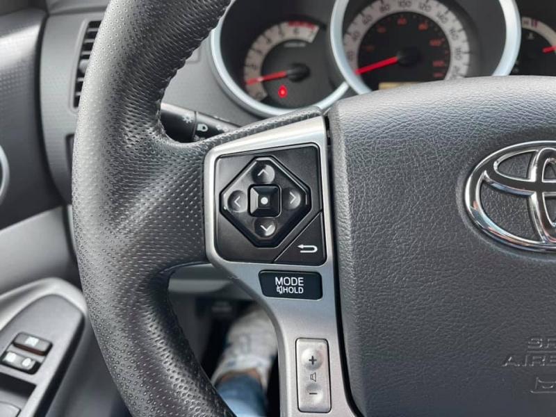 Toyota Tacoma 2015 price $39,869