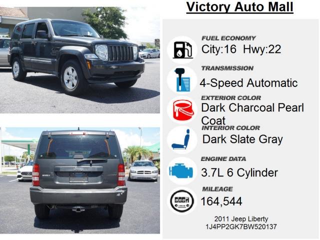 Jeep Liberty 2011 price $5,850