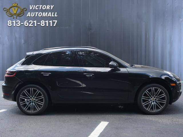 Porsche Macan 2017 price $34,994