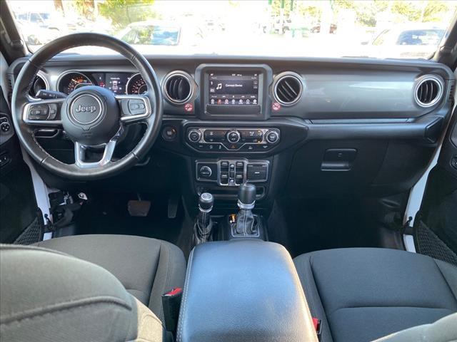Jeep Wrangler Unlimited 2021 price $47,495