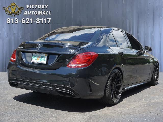 Mercedes-Benz C-Class 2018 price $52,995