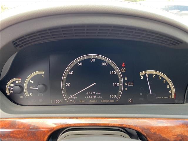 Mercedes-Benz S-Class 2008 price $12,998