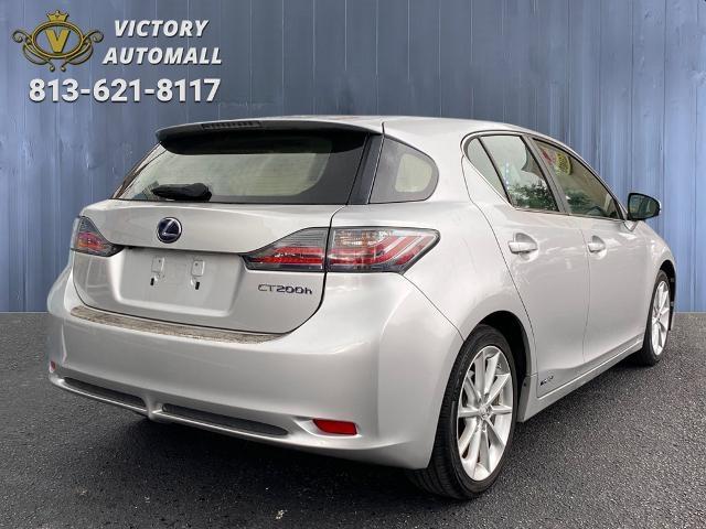 Lexus CT 200h 2012 price $14,580