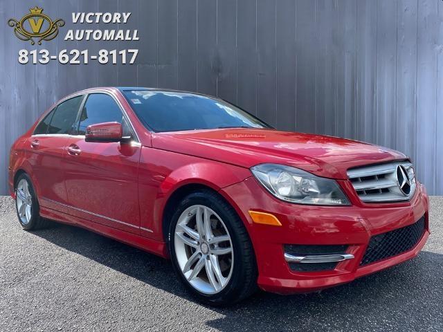 Mercedes-Benz C-Class 2013 price $13,281