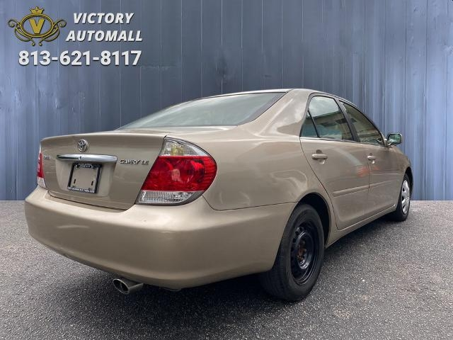 Toyota Camry 2006 price $3,995