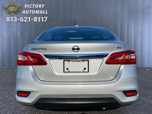 Nissan Sentra 2019 price $15,394
