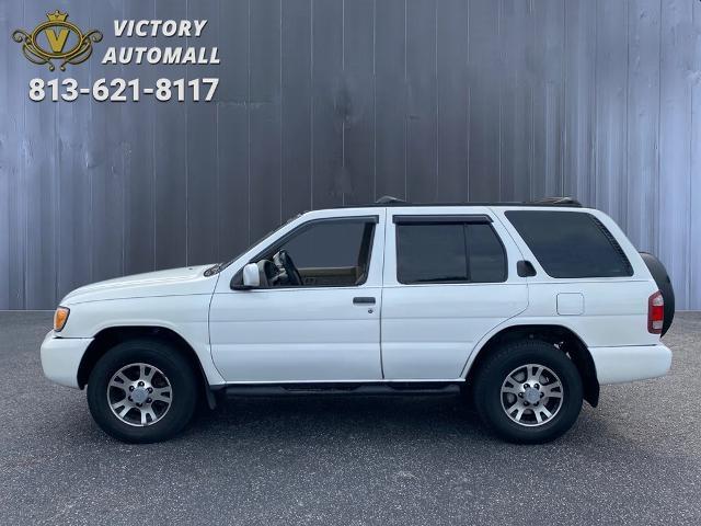 Nissan Pathfinder 2001 price $3,949