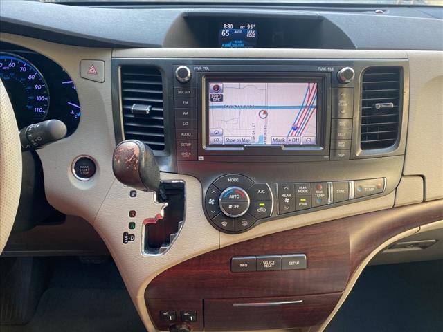 Toyota Sienna 2011 price $20,495