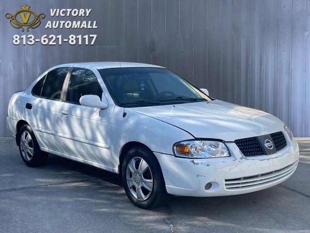 Nissan Sentra 2004 price $2,995