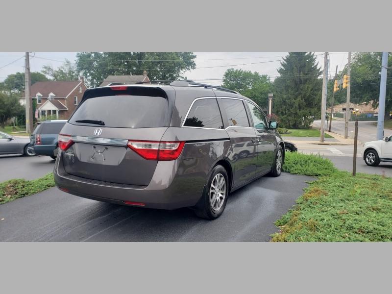 Honda Odyssey 2012 price $8,100