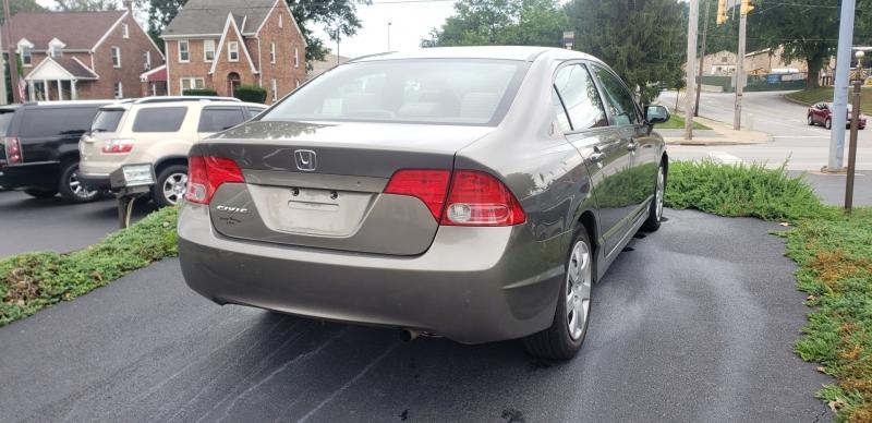 Honda Civic Sdn 2007 price $4,600