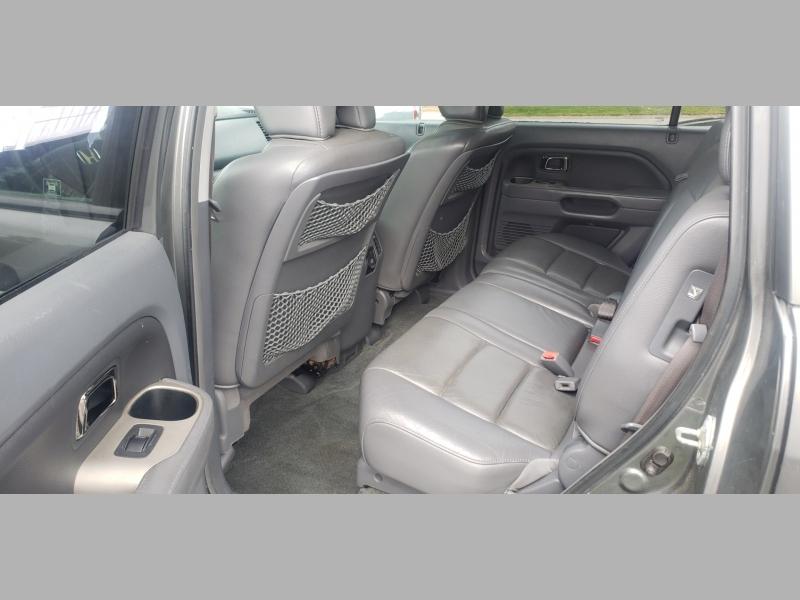 Honda Pilot 2007 price $6,550