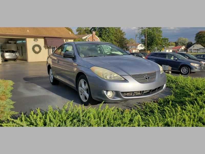 Toyota Camry Solara 2004 price $2,400