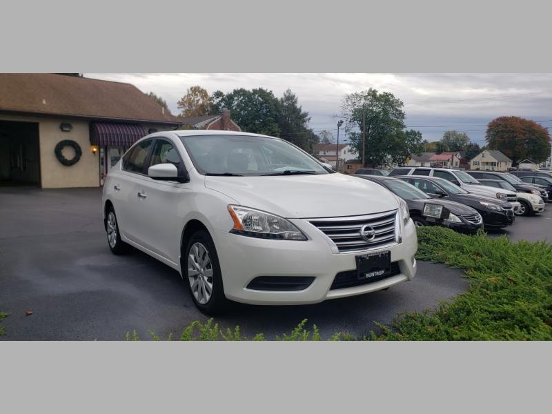 Nissan Sentra 2013 price $6,400