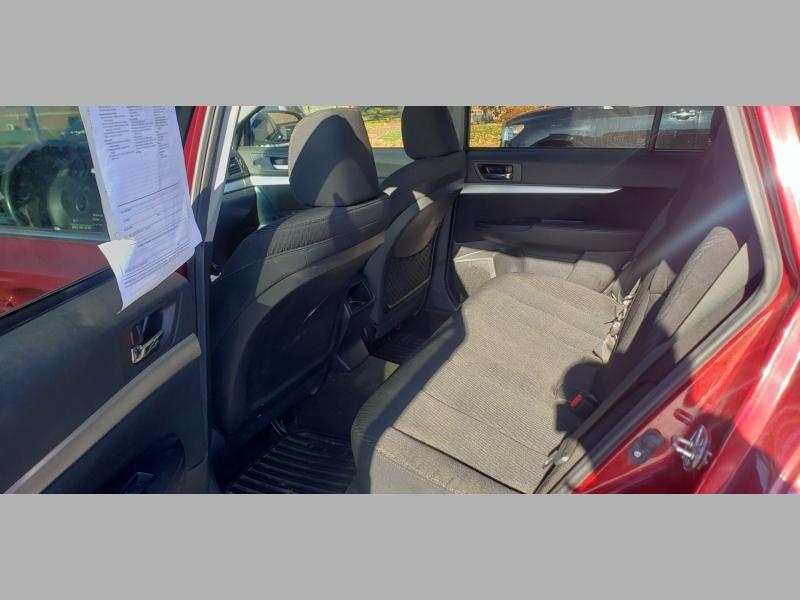 Subaru Outback 2012 price $8,700
