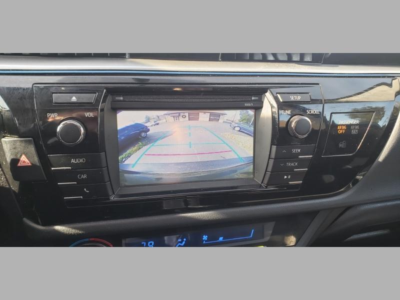 Toyota Corolla 2016 price $9,900