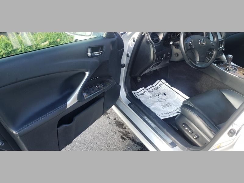 Lexus IS 250 2010 price $6,700