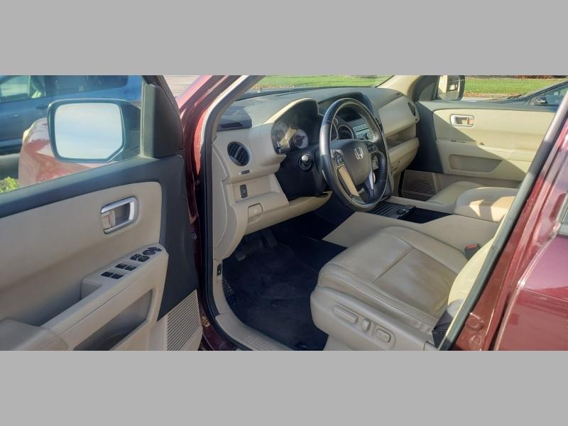 Honda Pilot 2011 price $8,200