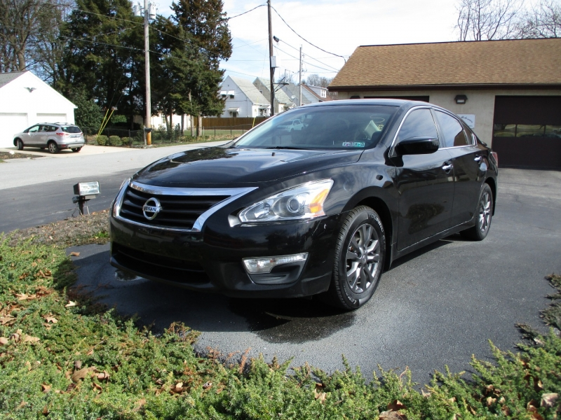 Nissan Altima 2015 price $8,600
