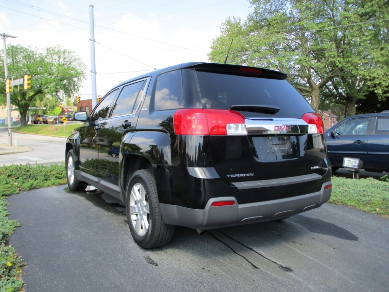 GMC Terrain 2012 price $8,400