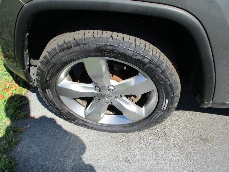 Jeep Grand Cherokee 2012 price $12,500